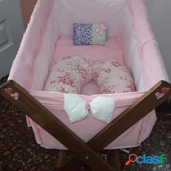 catre cuna moises para bebe Linea Premium 12
