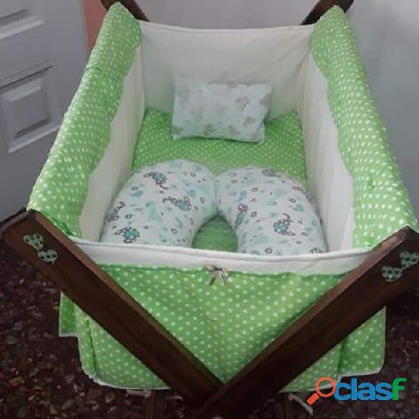 catre cuna moises para bebe Linea Premium 10