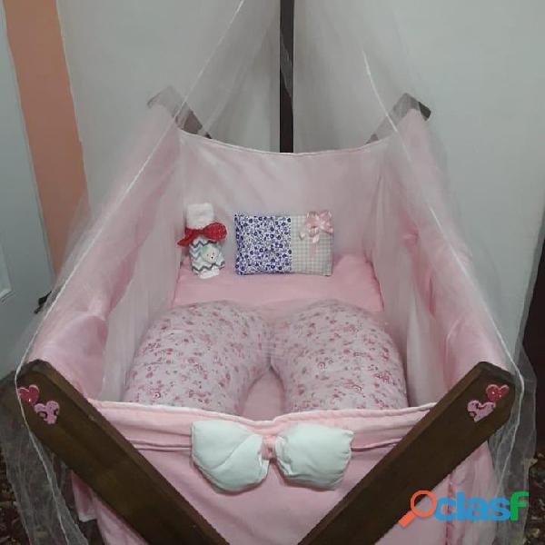 catre cuna moises para bebe Linea Premium 6