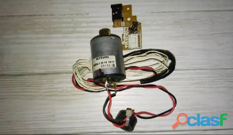 Motor mitsumi m25n 1 r 14 1917