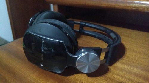 Headset sony wireless pulse elite 7.1 ps4 ps3 pc vita tv