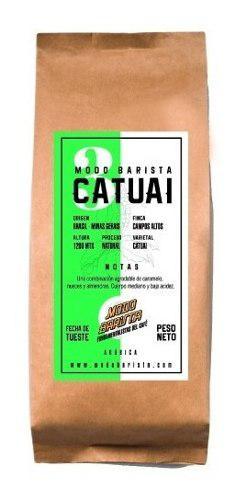 Cafe premium tostado brasil catuai - 1 kg