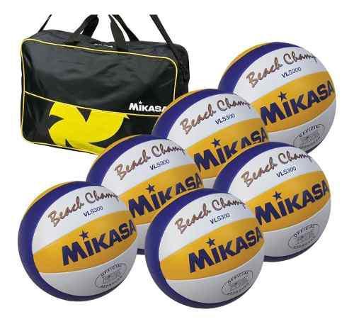 Pelotas Beach Volley Vls 300 Mikasa Oficiales