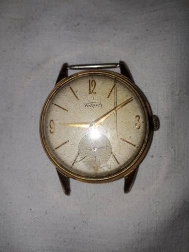 Reloj antiguo felaris suizo cuerda trabada 17 rubies 35 mm