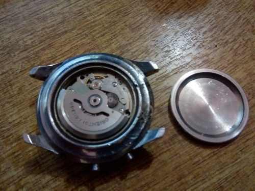Reloj orient king diver antiguo a revisar