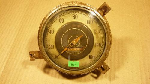 Reloj velocimetro auto antiguo años 40