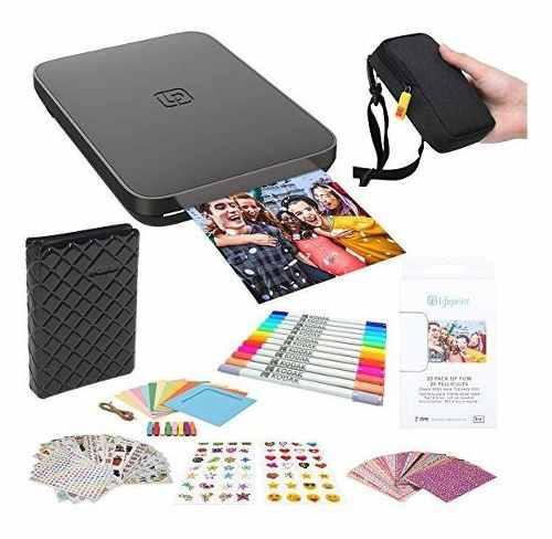 Cámara Lifeprint 3x4.5 Portable Photo Y Video Impresora