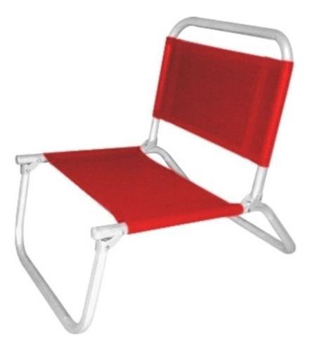 Reposera playerita plegable silla playa niños y adultos