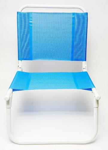 Reposera playerita silla de playa