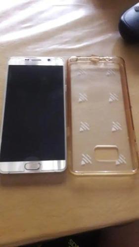 Samsung note 5 libre dorado (cambiar modulo) repuestos