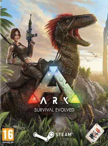 Ark survival evolved nintendo switch fisico playking