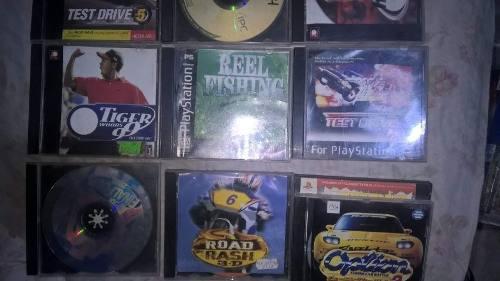 Juegos playstation one liquidación