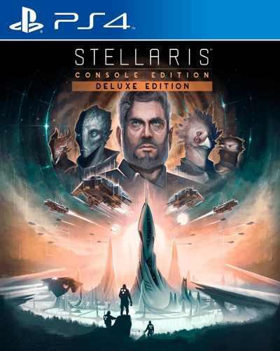Stellaris console edition deluxe edition ps4 udo