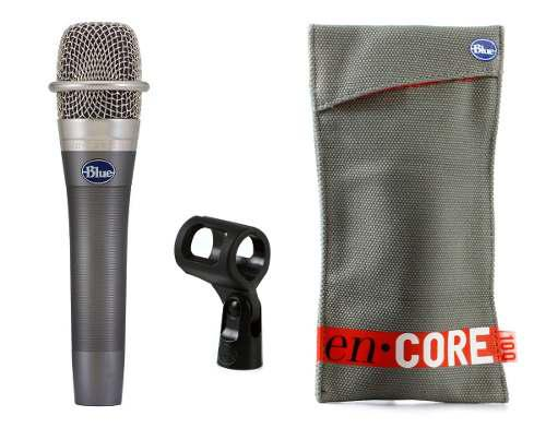 Microfono blue encore 100 dinamico cardioide para voces