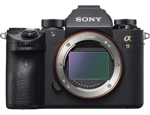 Sony a9 + 3 lentes (gm 1.4 85, 16-35, macro), flash- tripode
