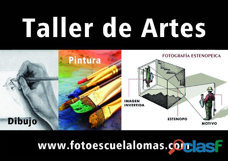 Cursos de arte (fotografía   pintura   dibujo)