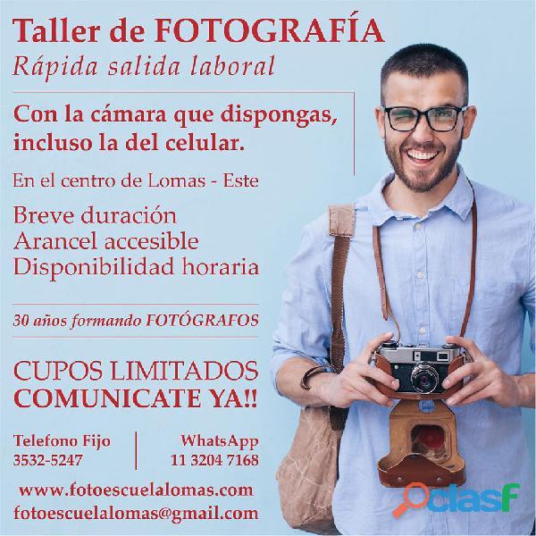 Cursos de fotografia