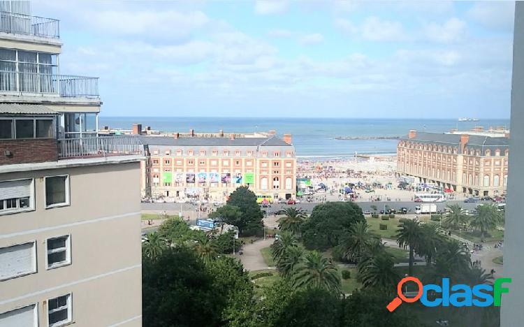 ALQUILER ESTUDIANTES 2020. Departamento de 2 Ambientes a la calle con balcon frances y vista panoramica en alquiler para estudiantes. 2