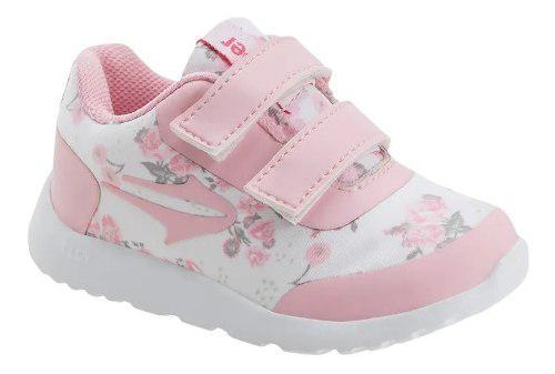 Zapatillas topper notae bebes rosa/ro