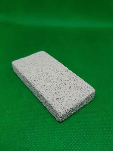 Piedra pomez rigida removedor de durezas pedicuria pies