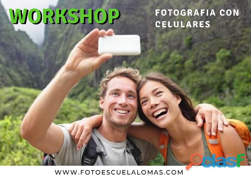 Curso fotografia con celular