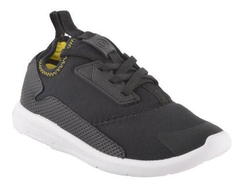 Zapatillas deportivas nena livianas elastizada prowess 9100