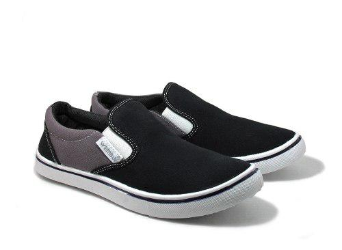 Zapatillas panchas de lona wembly:: envios al interior