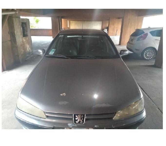 Peugeot 406 liquido