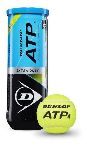 Tubo pelota de tenis dunlop atp padel oferta!