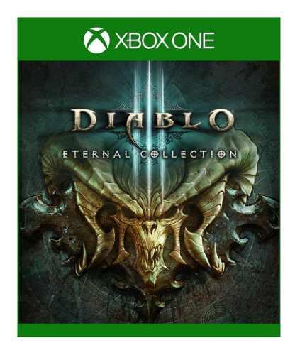 Diablo iii - eternal collection - offline - xbox one