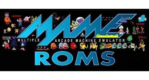 Emulador mame32 - los 170 mejores juegos - envío x mail