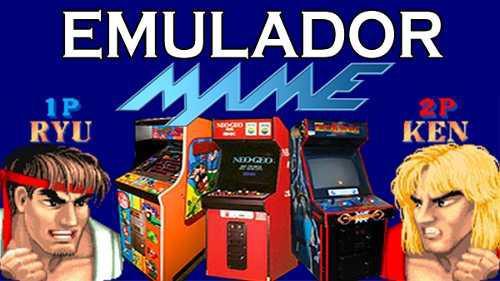 Mame arcade miles de juegos y regalo envio ya