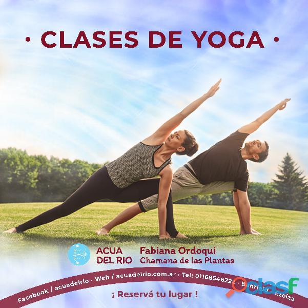 Yoga   zona banfield tel 01168546222