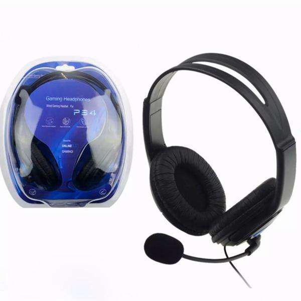 Auricular gamer headset pc /ps4 c/ microfono