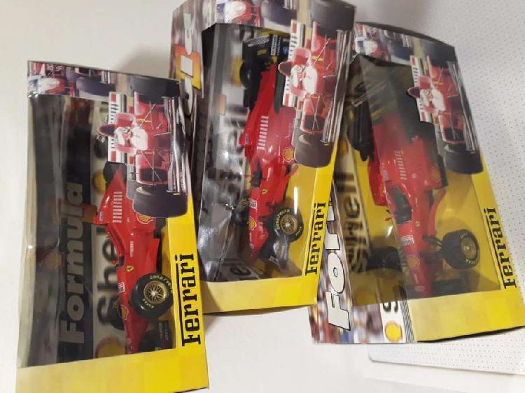 Autos de coleccion ferrari formula 1 shell