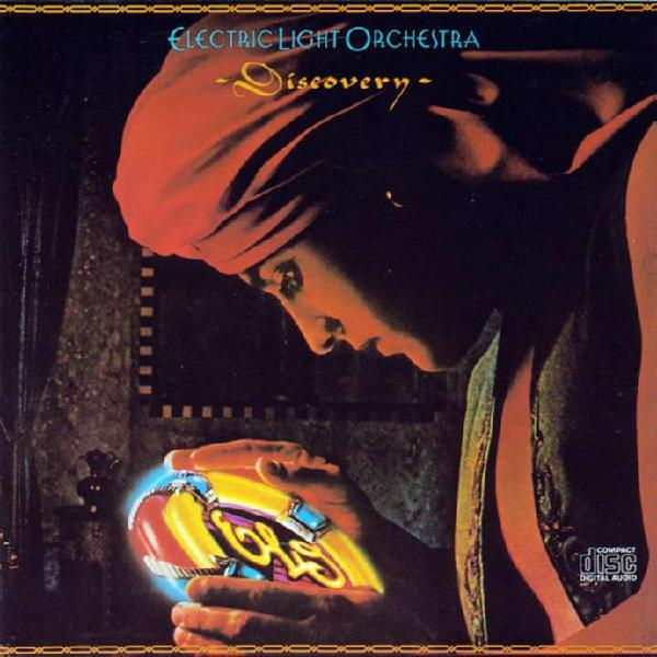Cd de electric light orchestra año 1979