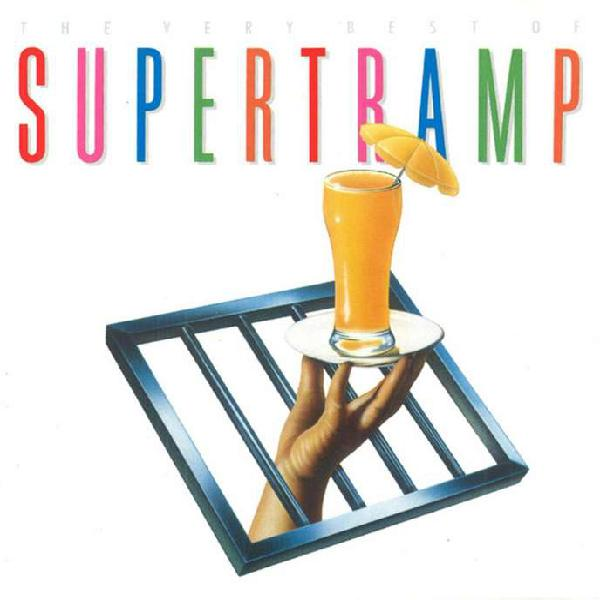Cd recopilatorio de supertramp año 1990