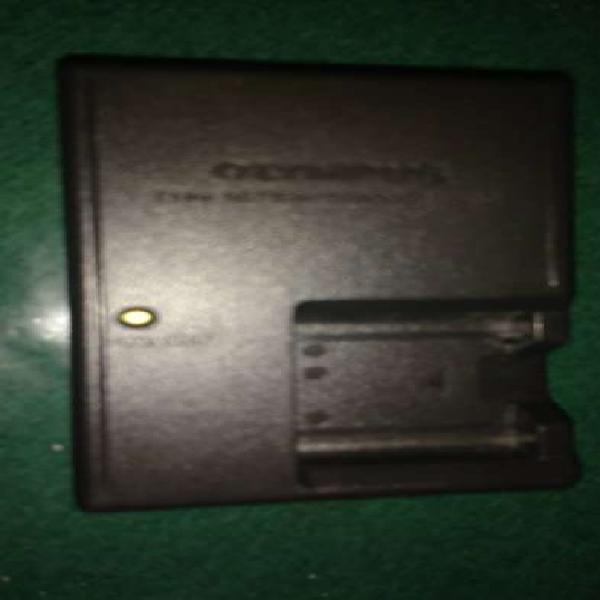 Cargador para baterias olympus