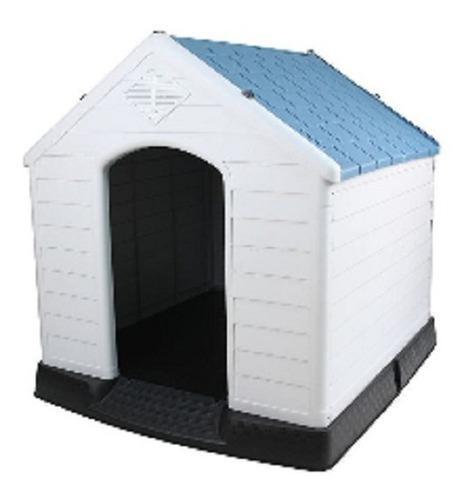 Casa cucha de perro premium plastico 82 x 75 x 81 cm