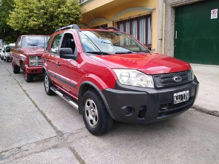 Ford ecosport xls c/gnc 2011