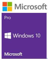 Microsoft windows 10 profesional, sistema operativo