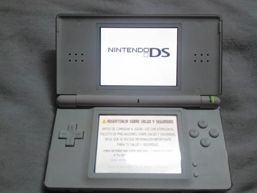 Nintendo ds lite funciona vendo o permuto leer publicacion