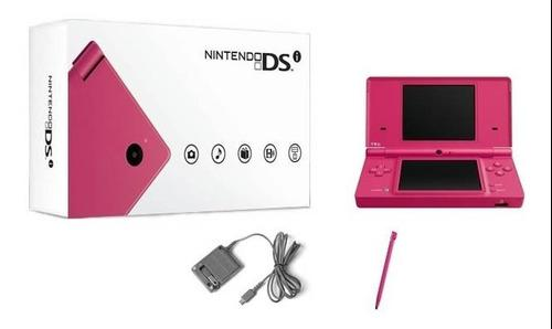 Nintendo dsi rosa