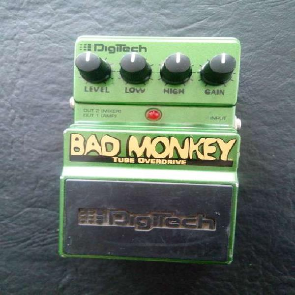 Pedal overdrive bad monkey digitech