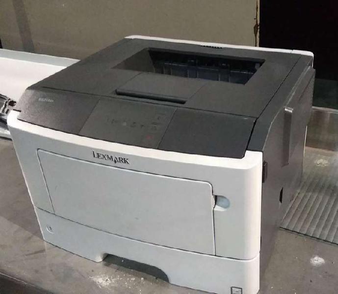 Impresora lexmark nueva!