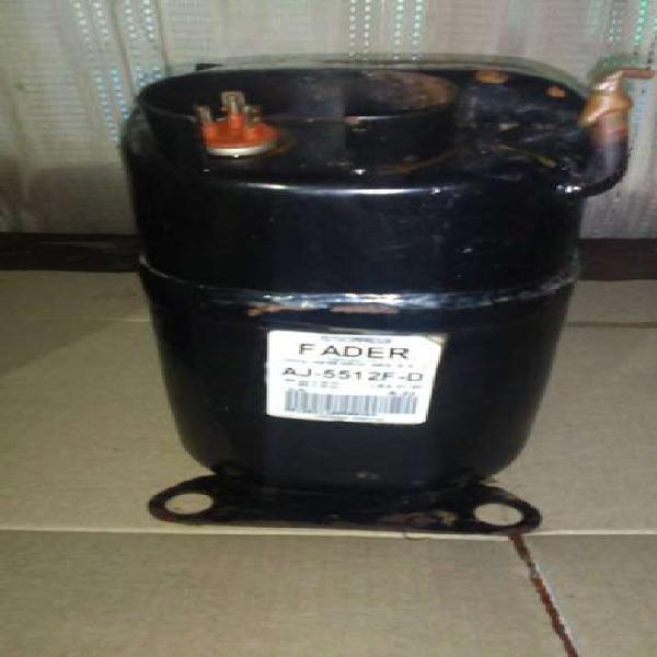 Vendo motor heladera comercial 1hp gas r 22 fader liquido
