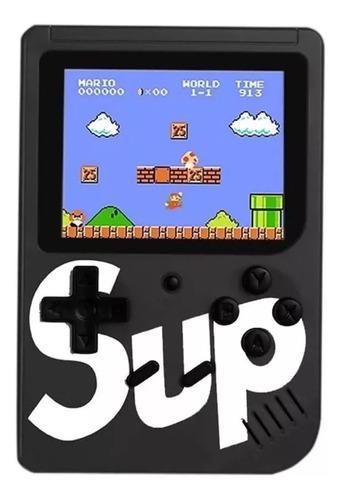 Consola portatil recargable retro 400 videojuego - playking