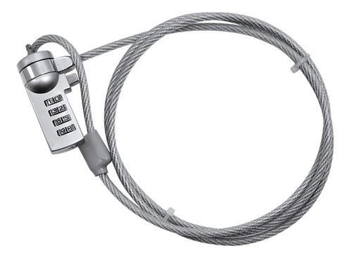 Candado seguridad notebook monitor proyector consola clavek5