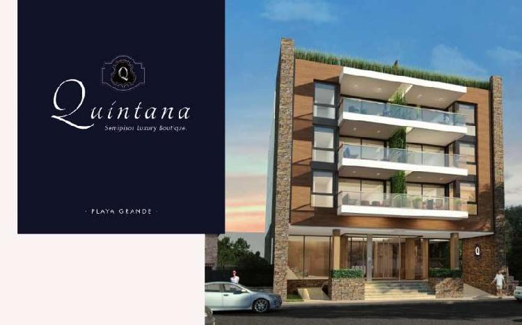Edificio quintana house - semipisos luxury boutique