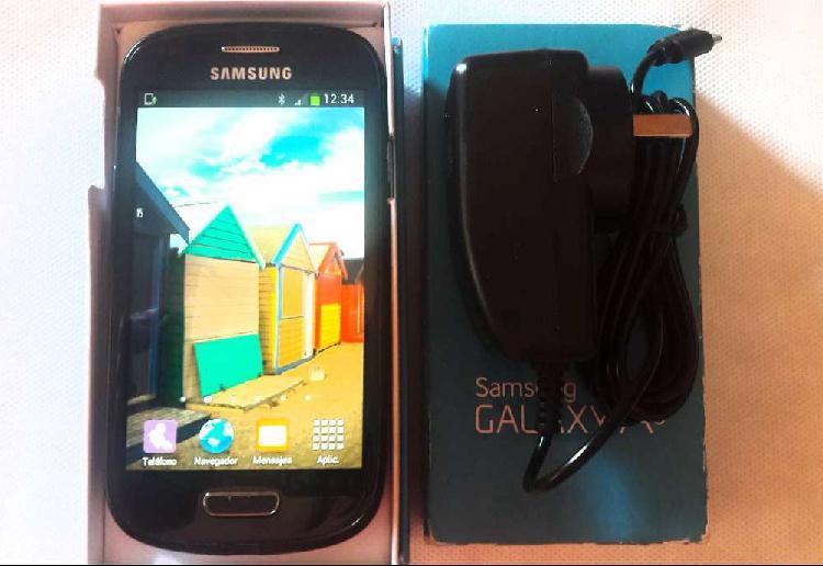 Samsung s3 mini libre impecable